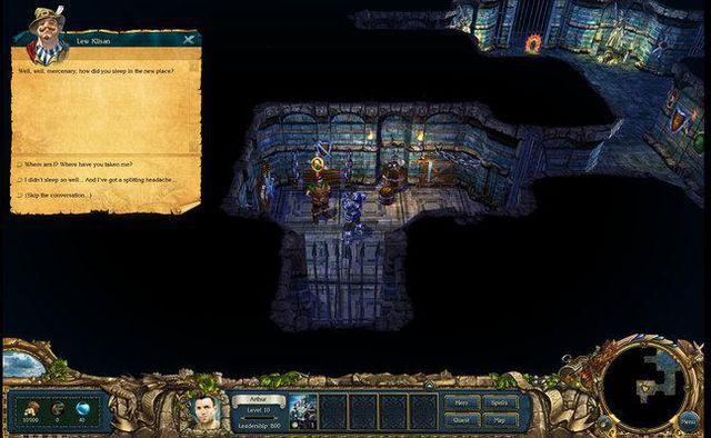 King's Bounty: Crossworlds screenshot