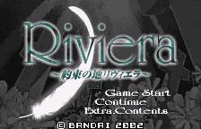 Riviera: The Promised Land (2002) screenshot