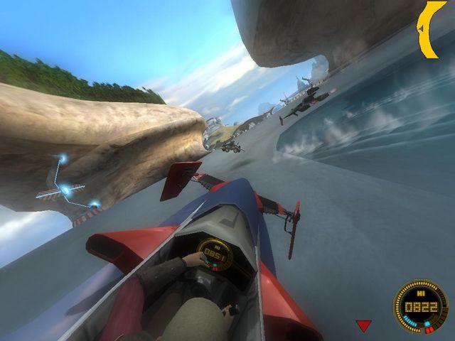 Power Drome (2004) screenshot