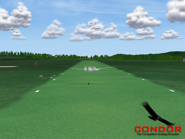 Condor: The Competition Soaring Simulator screenshot