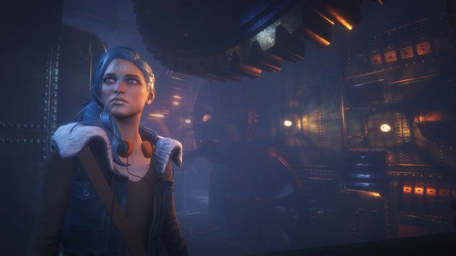 Dreamfall Chapters screenshot №1 preview
