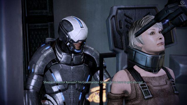 Mass Effect 2: Arrival screenshot