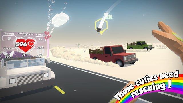 Rescuties! VR screenshot