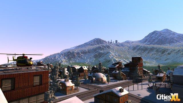 Cities XL 2012 screenshot