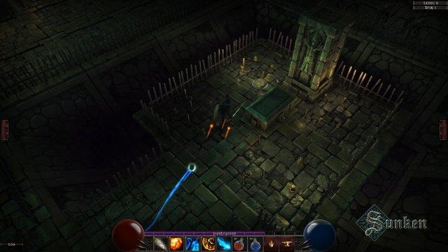 Sunken screenshot