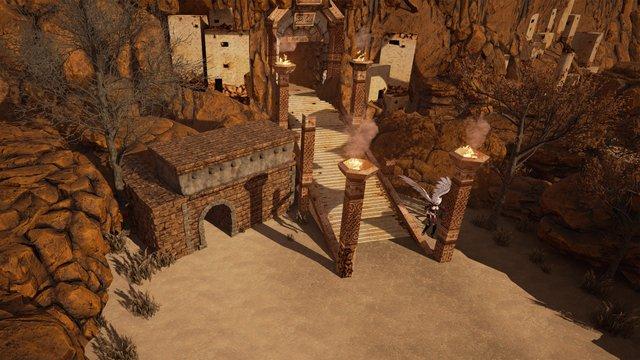 Shadow Heroes: Vengeance In Flames screenshot