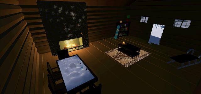 Totally Realistic Sledding VR screenshot
