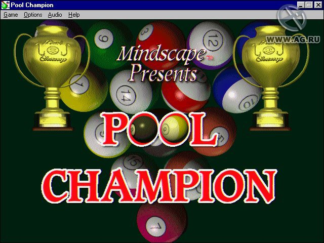 Pool Champion screenshot