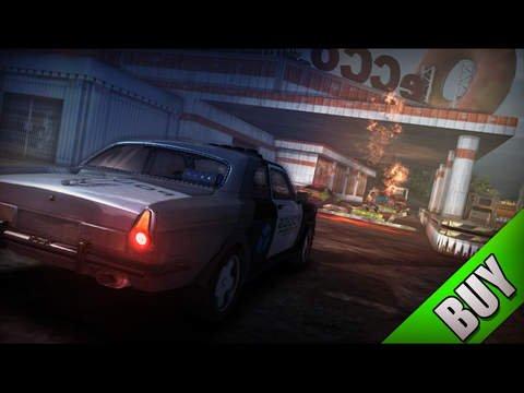 MadOut Ice Storm screenshot
