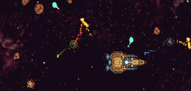 Astervoid 2000 screenshot