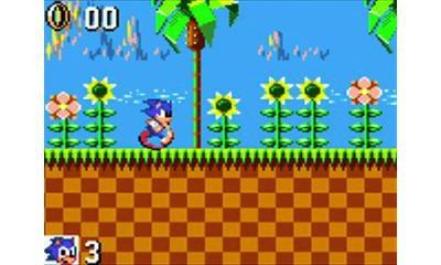 Sonic the Hedgehog (1991) screenshot