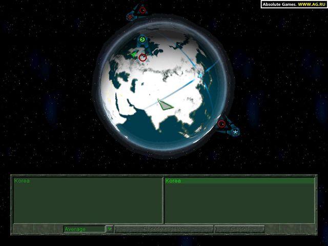 Earth 2150: Lost Souls screenshot