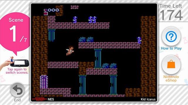 Amiibo Tap: Nintendo's Greatest Bits screenshot