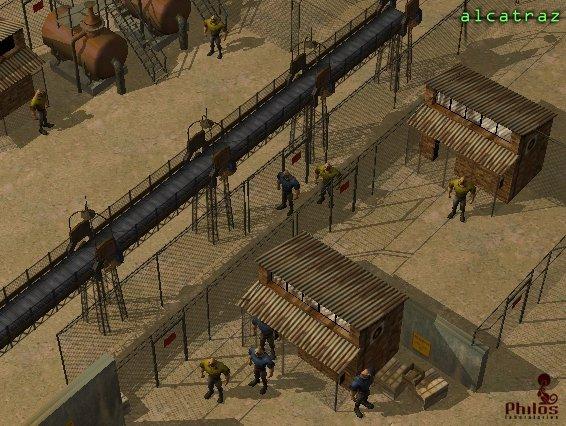 Rebels: Prison Escape screenshot