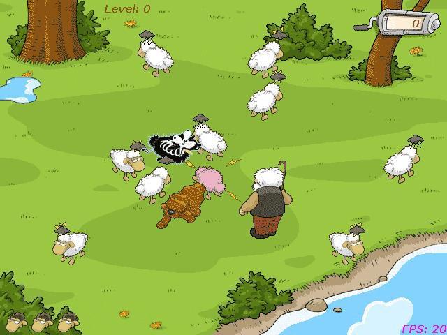 Свен, известный как Властелин овец: Братство конца screenshot