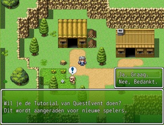 QuestEvent screenshot
