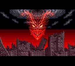 Contra III: The Alien Wars (1992) screenshot