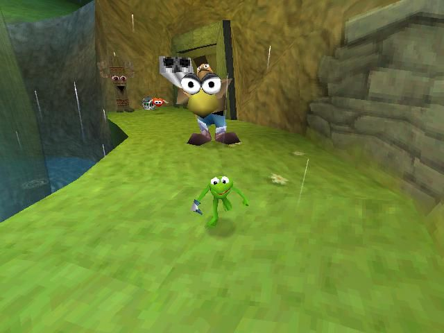 Muppet Monster Adventure screenshot