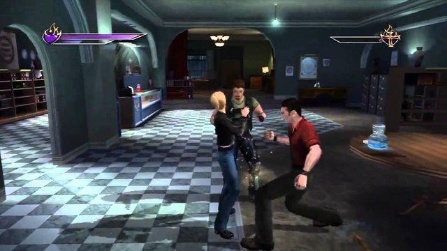 Buffy the Vampire Slayer (Xbox) screenshot