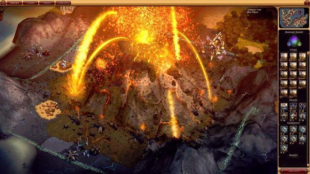 Sorcerer King screenshot