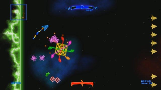 Incandescent screenshot