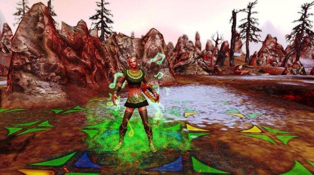 Magic: The Gathering - Tactics screenshot