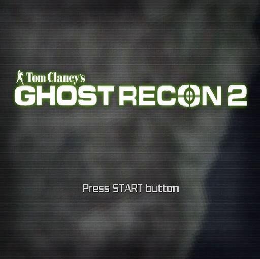 Tom Clancy's Ghost Recon 2 (2004) screenshot