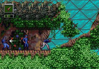 Jurassic Park: Rampage Edition screenshot