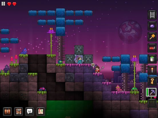 Junk Jack screenshot