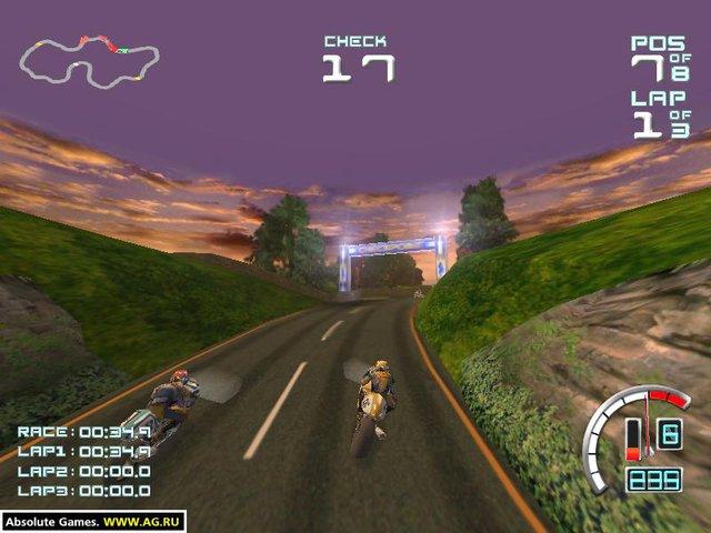 Suzuki Alstare Extreme Racing screenshot