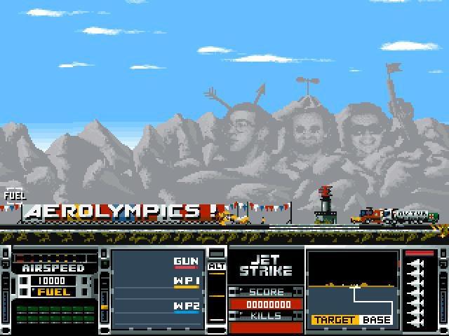 Jet Strike screenshot