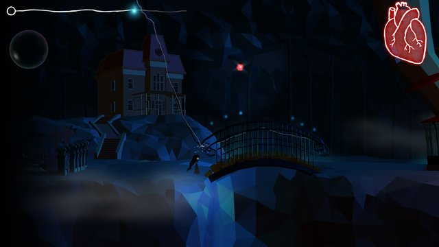 Selma and the Wisp screenshot