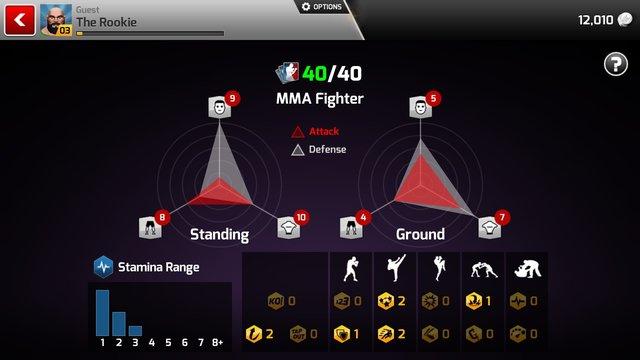 MMA Arena screenshot