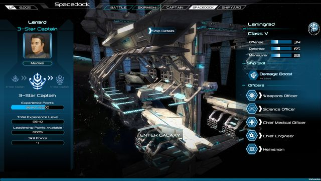 Space Wars: Interstellar Empires screenshot