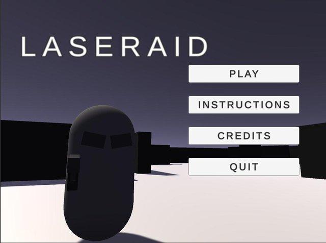 Laseraid screenshot