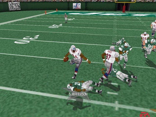 Madden NFL 2000 screenshot