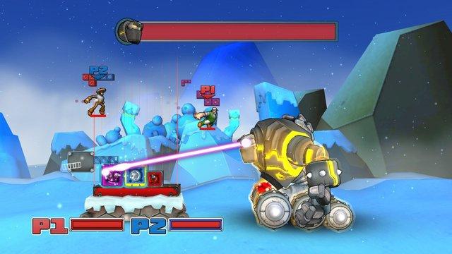 Slam Bolt Scrappers screenshot