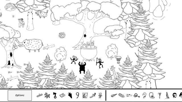 Hidden Saga: Xamadeon Stone screenshot