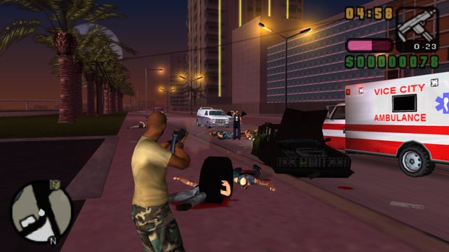 Grand Theft Auto: Vice City Stories screenshot