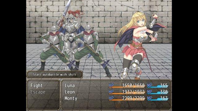 Slave's Sword 2 screenshot
