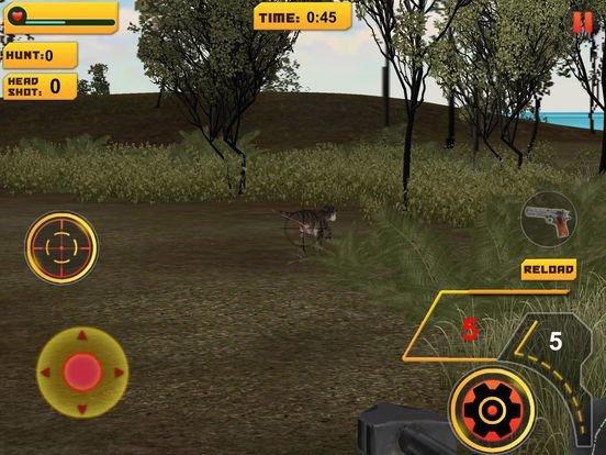 Clash of Wild Dino Hunter screenshot