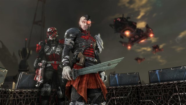 Defiance 2050: Crusader Class Pack screenshot