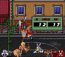 Looney Tunes B-Ball screenshot