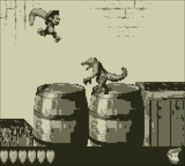 Donkey Kong Land 2 screenshot
