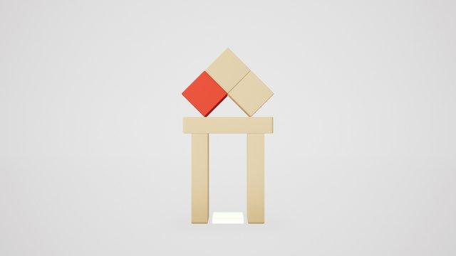 Fallen Cube screenshot