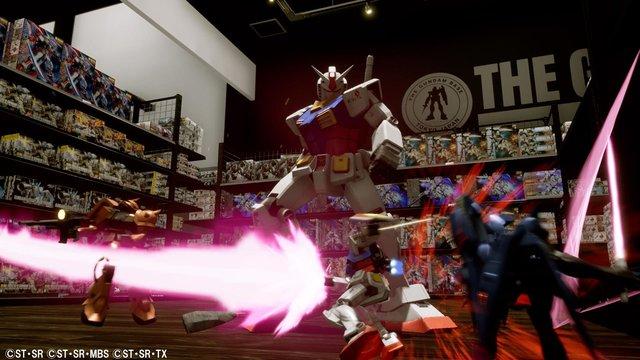 New Gundam Breaker screenshot