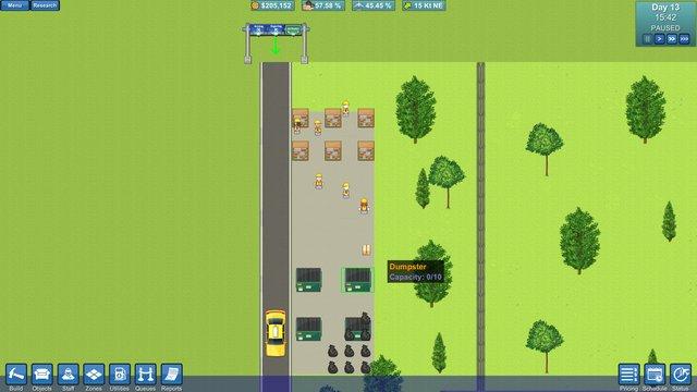 SimAirport screenshot