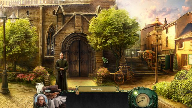 Sharpe Investigations: Death on the Seine screenshot