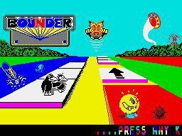 Bounder screenshot