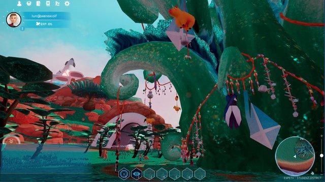 Tyto Online screenshot